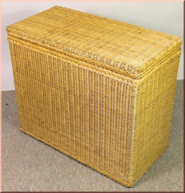 rattan w schesortierer 3 f cher fb honig rattan xxl. Black Bedroom Furniture Sets. Home Design Ideas