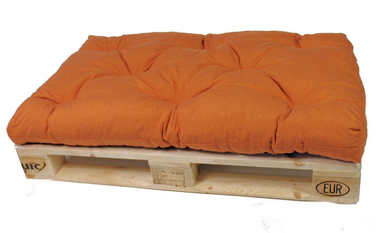 palettenpolster palettenkissen 120x80 terracotta rattan xxl. Black Bedroom Furniture Sets. Home Design Ideas