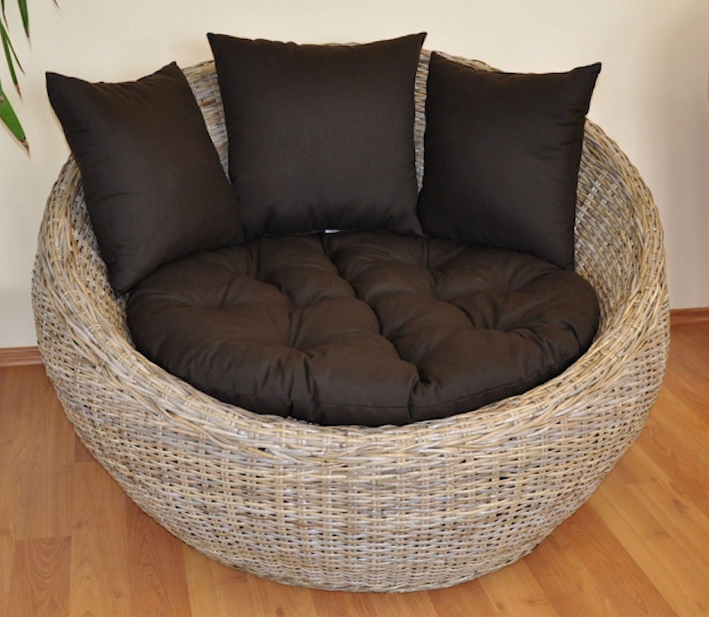 rattansessel rattanst hle rattan xxl. Black Bedroom Furniture Sets. Home Design Ideas