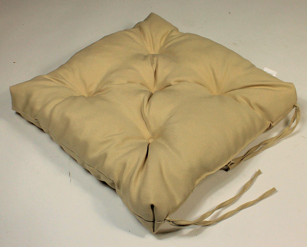 stuhlkissen klara 45 x 45 cm rattan xxl. Black Bedroom Furniture Sets. Home Design Ideas