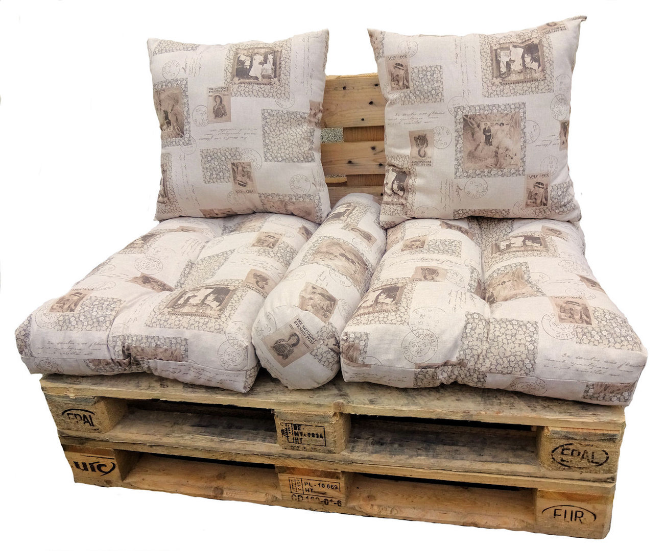 polster kissen f r europaletten palettenpolster rattan xxl. Black Bedroom Furniture Sets. Home Design Ideas