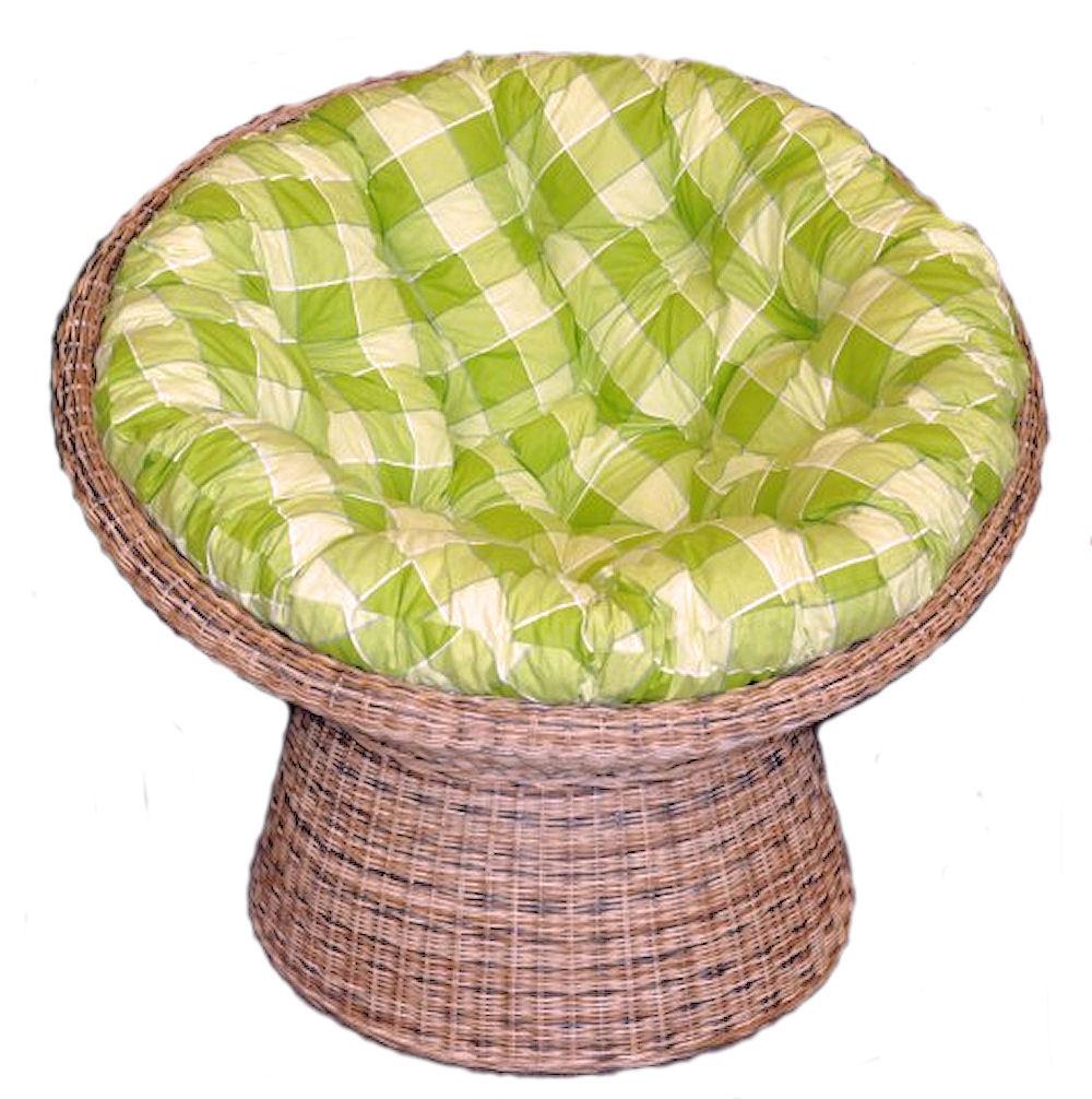 rattan papasansessel drehsessel schaukelst hle. Black Bedroom Furniture Sets. Home Design Ideas