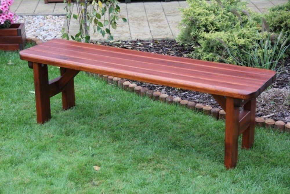 massivholz gartenbank rovna 2 b 150 cm 42 mm. Black Bedroom Furniture Sets. Home Design Ideas